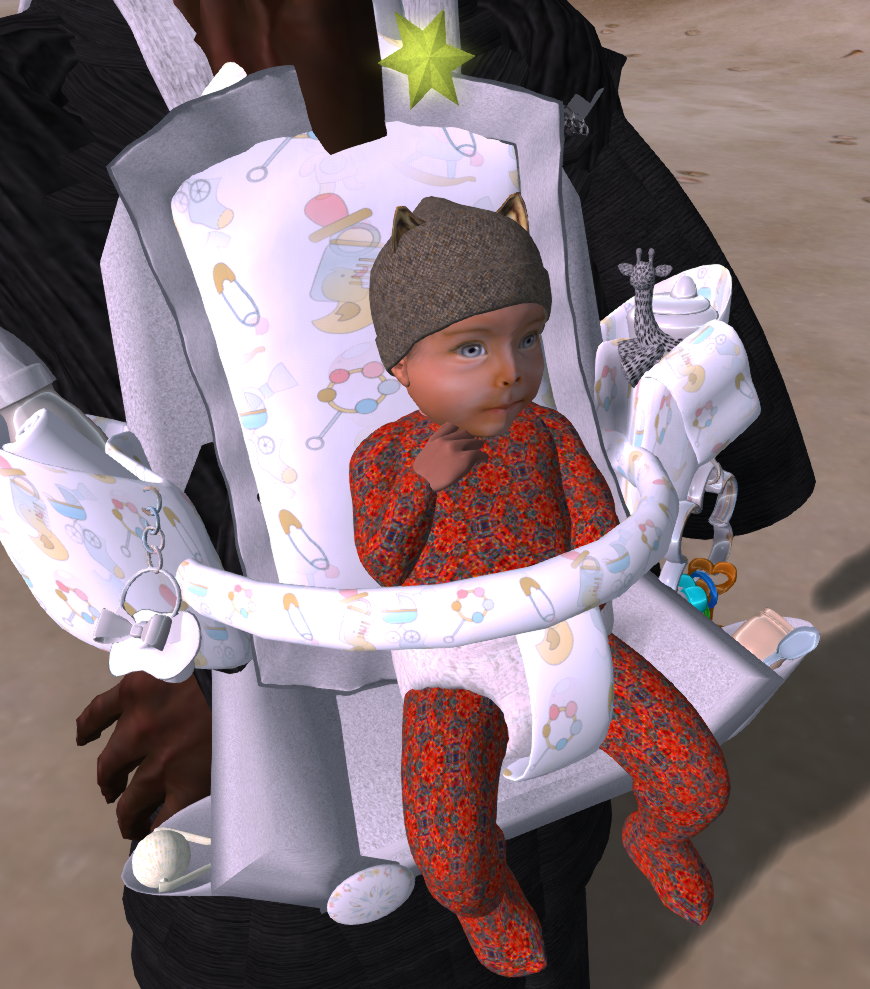 Very close to releasing the updated baby now!
